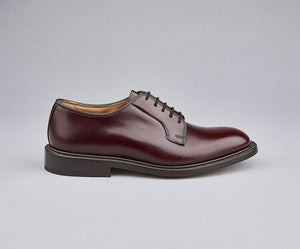 Tricker's MTO Robert-Burgundy-British Shoe Company
