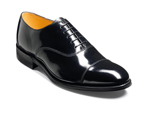 Barker Arnold-Black-E Narrow-British Shoe Company