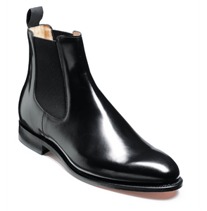 Barker Bedale-Black-British Shoe Company