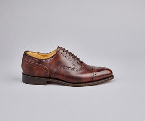 Tricker's Men's Stockton Leather Brogue Shoes 8039/2