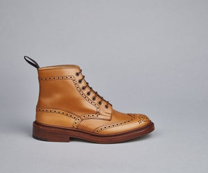 Tricker's Men's Stow Leather Brogue Boots 5634/2