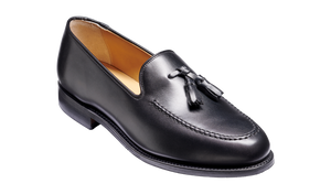 Barker Studland-Black Calf-British Shoe Company