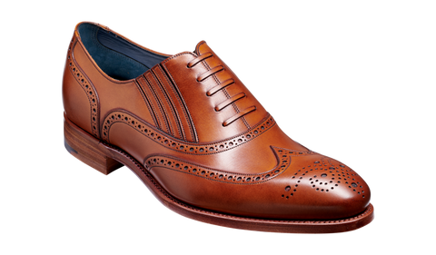 Barker Timothy-Rosewood Calf-British Shoe Company