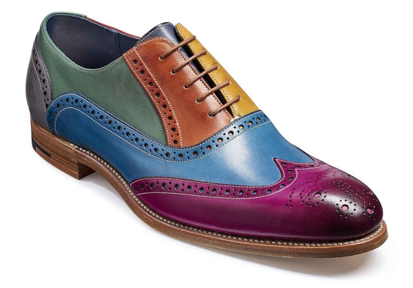 Barker Valiant (multi) - British Shoe Company