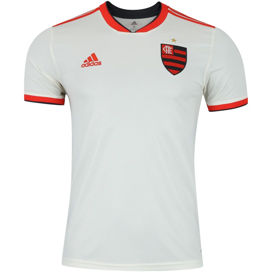 Flamengo 2018 Away Custom Name Jersey on SALE for only  39.99 ... 0896b5741d667