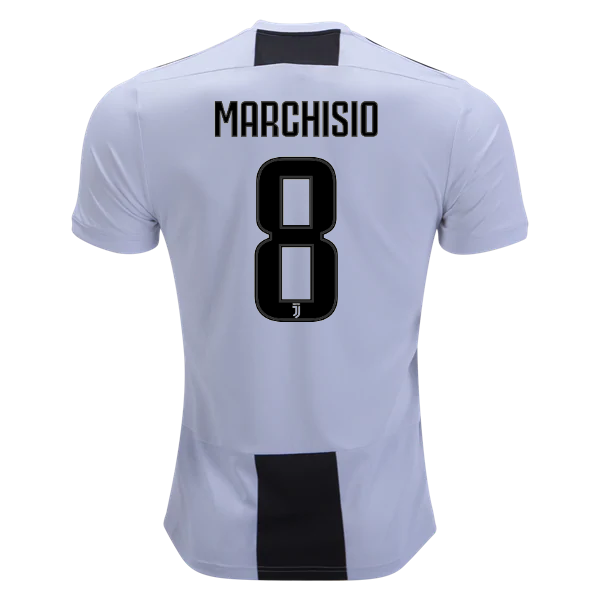 hot sale online 03ec5 41b8a Juventus 18/19 Home Jersey Claudio Marchisio #8