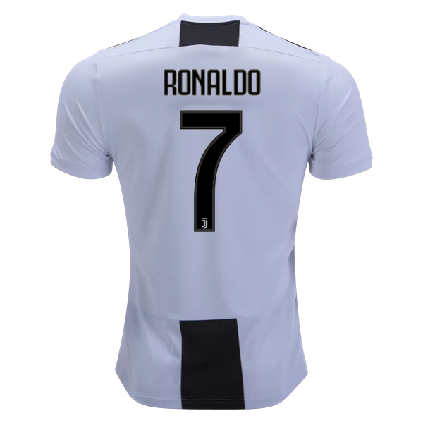 b8a56131903 Juventus 18 19 Home Ronaldo  7 Jersey on SALE for only  39.99 ...