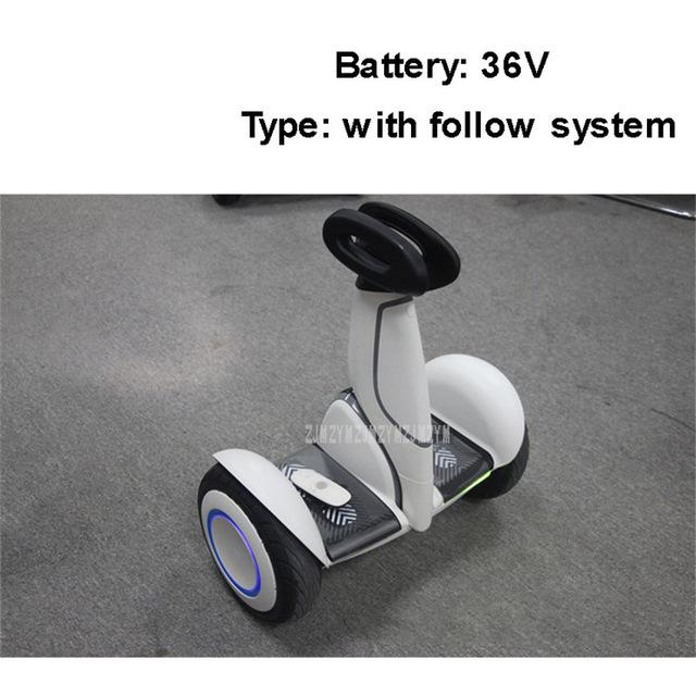 10 inch Electric Hoverboard Electric Scooter Two wheels Scooter Self Balancing Hover Board With Bluetooth Speaker Follow System - Express Monde