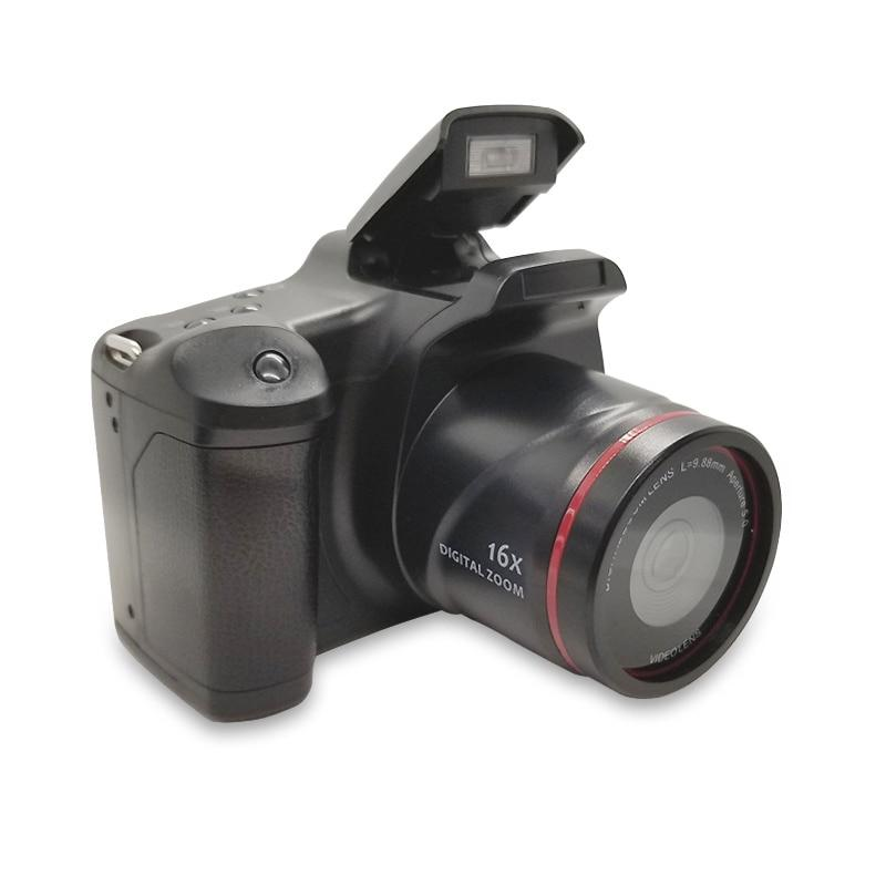 ELRVIKE Video-Camera 1080P Photo-Gizli Handheld HD Espia Appareil 16x-Zoom Night-Vision - EM