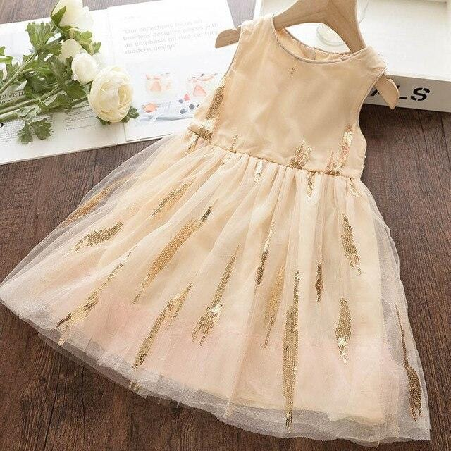 Bear Leader Girls Dress 2020 New Summer Kids Elegant Party Outfits Children's Wear Princess Vestidos Girl Baby Clothing for 3 7Y