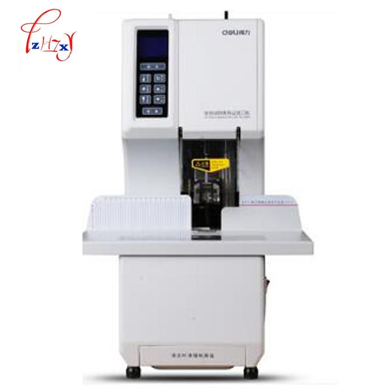 Automatic financial binding machine equipment Tube Bending Machine Compulsory Machine Financial 50mm Thickness - EM