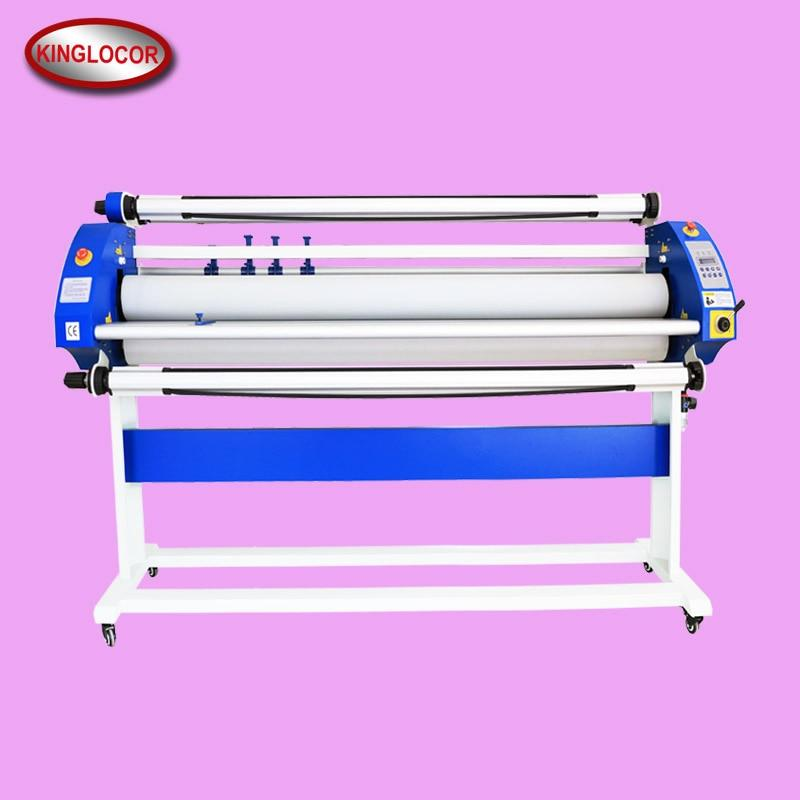 Low Temperature Cold Film Laminating Machine With Air Pump And Back Cutter . Heavy Duty Glue Paper Laminating Laminator - EM