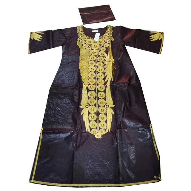 Md Dashiki African Dresses For Women Bazin Plus Size African Print Dre Express Monde