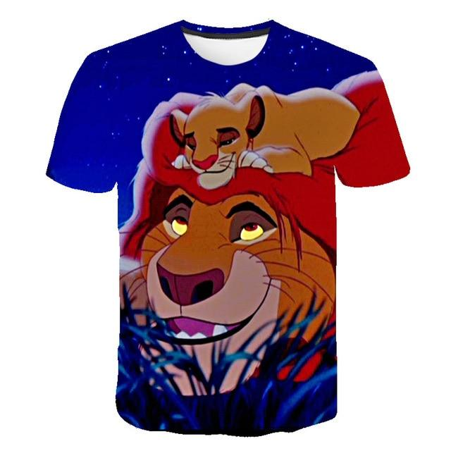 2020 King Lion Patches For Clothes Children T-shirt Clothing Hoodie Thermal Transfer Sticker Vinyl Washable - Express Monde