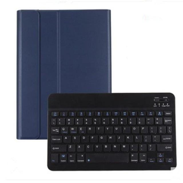 For Apple iPad 10.2 10.5 inch Case Bluetooth Keyboard Case for New iPad 10.2'' 2019 Protective Cover Wireless Bluetooth Keyborad - EM
