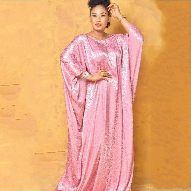 Long Sleeve African Dresses For Women 2020 Africa Clothing Muslim Long Dress High Quality Length Fashion African Dress For Lady - EM