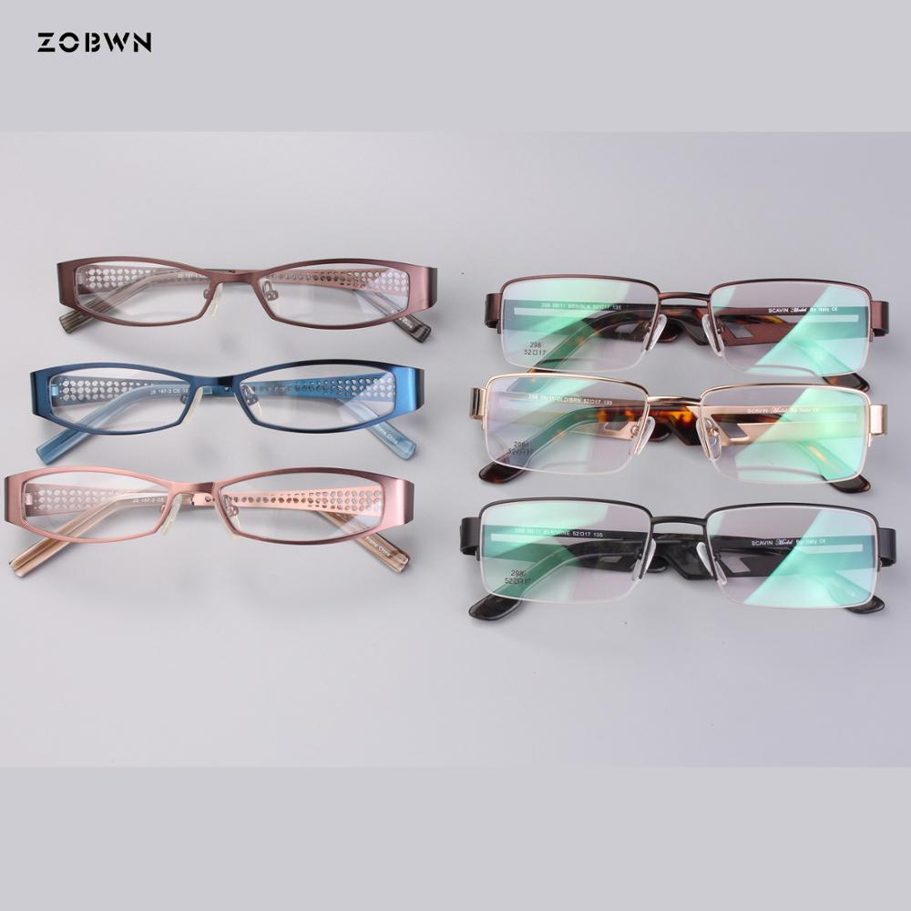 Mix wholesale lunette de vue homme Optical Frames Eyeglasses Frame Economical and practical Glasses Fashion Eyeglasses Myopia - EM