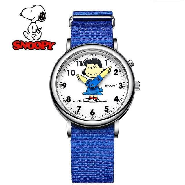 Disney 2020 New women men kid Boy Girl Wrist watch Genuine Brand Casual Fashion Quartz Wristwatches Leather clock waterproof 853 - EM