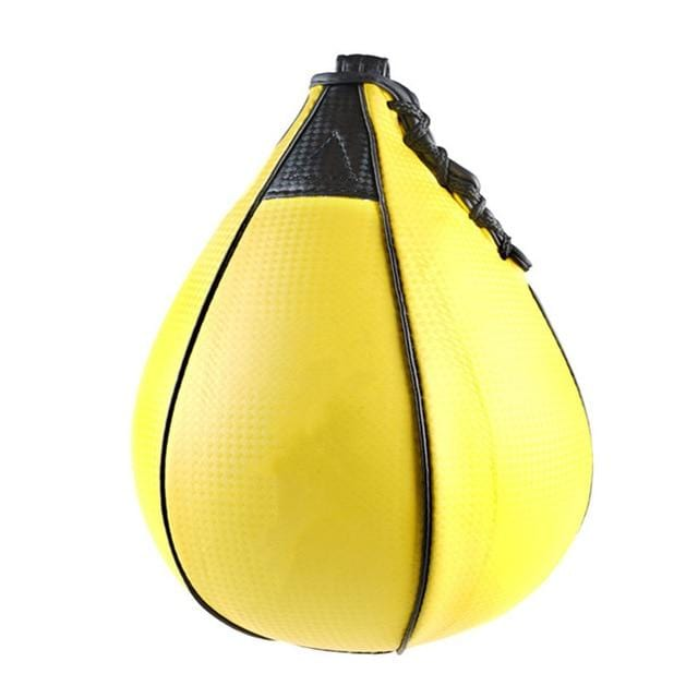 New Boxing Pear Shape Mma Speed Ball Swivel Punch Bag Punching Exercise Speedball Speed bag Punch Fitness Training Ball