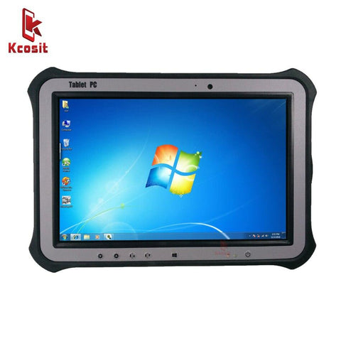 "China Industrial Windows 7 Tablet PC R8  Linux 10.1"" display Rugged Mobile Laptop Computer 4GB RAM 64GB SSD 4G LTE GPS RS232 - Express Monde"