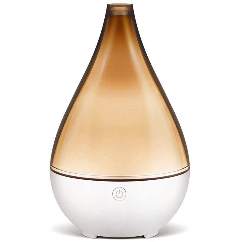 Cool Mist Humidifier - Bedroom Mute Humidifier, High Fog Low Ultrasonic Baby Humidifier, Optional Timer, Night Light, Easy to Cl