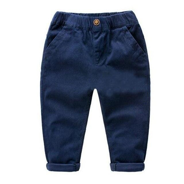 Children Pants Spring  Baby Boys Pants England Style Fashion Toddler Kids Trousers New Arrival Gentleman Casual Boys Pants
