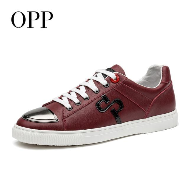 OPP New footwear 2017 Summer Mens Shoes Loafers For Men Cow Leather Flats Shoes Casual Sequins White Shoes Leather Loafers Man