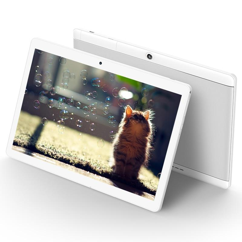Android 7.0 Tablet PC Quad Core Tablette Built-in 3G Phone Call Dual SIM Card Tablets PC FM WIFI - EM