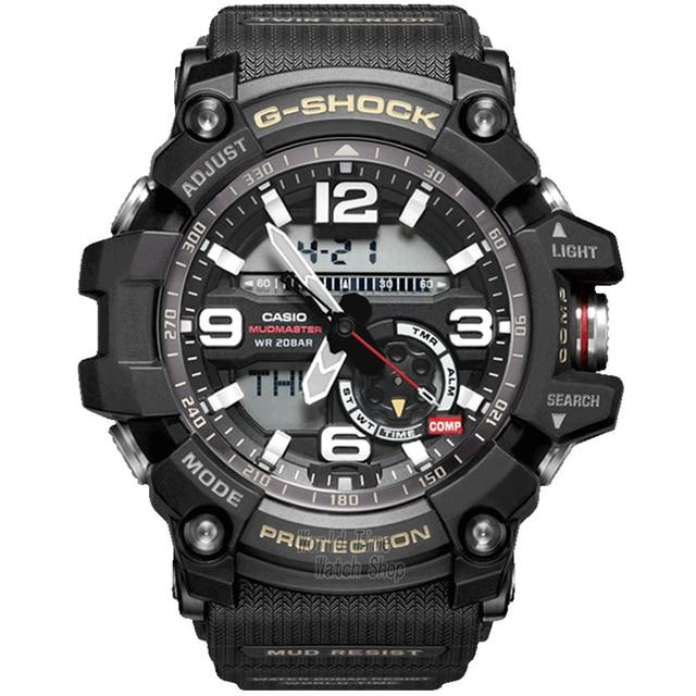 Casio watch Double Sensation Double Display Sports Outdoor Male Watch GG-1000-1A3 GG-1000-1A5 GG-1000-1A GG-1000GB-1A - EM