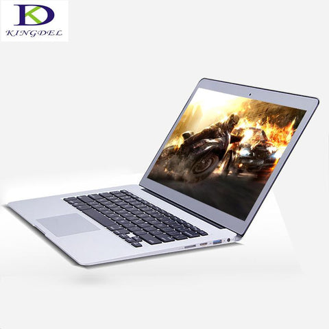 Special offer Notebook Thin computer 13.3 inch Slim laptop Intel Core i3 5005U 2.0GHz HDMI 1920*1080 3M Cache  Win 10 S60 - EM