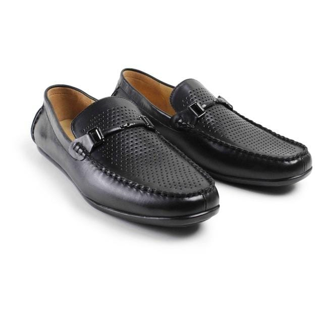 Vikeduo 2018 Handmade real comfortable Luxury Fashion brand male shoe leisure Genuine Leather Moccasin Dress Mens Casual Shoes
