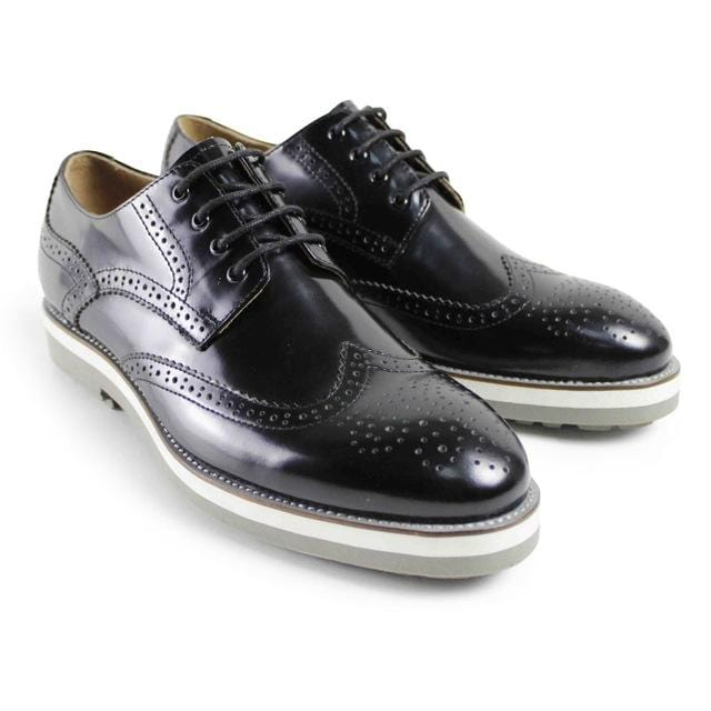 Vikeduo 2018 hot Handmade designer Black Wedding party office fashion casual brand male dress Genuine Leather Men's Derby shoes