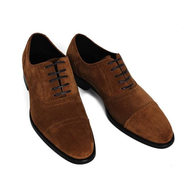 Vikeduo 2018 Handmade vintage retro Designer Luxury Fashion dance party Casual male dress shoe Genuine Leather Men Oxford Shoes