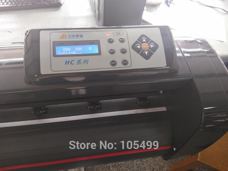 Best selling  Professional High accuracy cutting ploter    printing, come with SignMaster software - EM