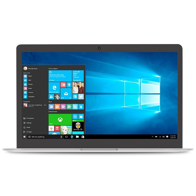 Jumper EZbook 3 SL Laptop 13.3 inch Windows 10 Intel Apollo Lake N3450 Quad Core 6GB RAM 64GB ROM 9000mAh 1920 x 1080 Computer - EM