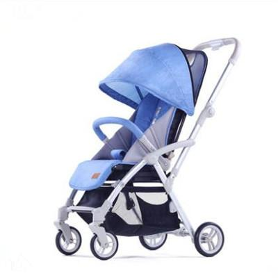 Baby Stroller Mini Size Baby Carriage For Newborns 3 in 1 Pram Pushchairs Can Sit or Lie Kinderwagen Bebek Arabasi Poussette - EM