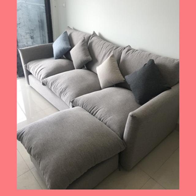 Furniture Latex cloth waterproof sofa