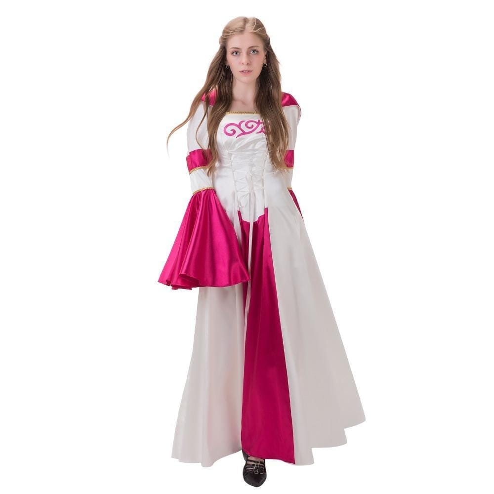 Medieval Renaissance Dress Hooded 18th Century Gothic Lolita Victorian Dress Edwardian Dress Baroque Dress Ball Gown Costume - EM