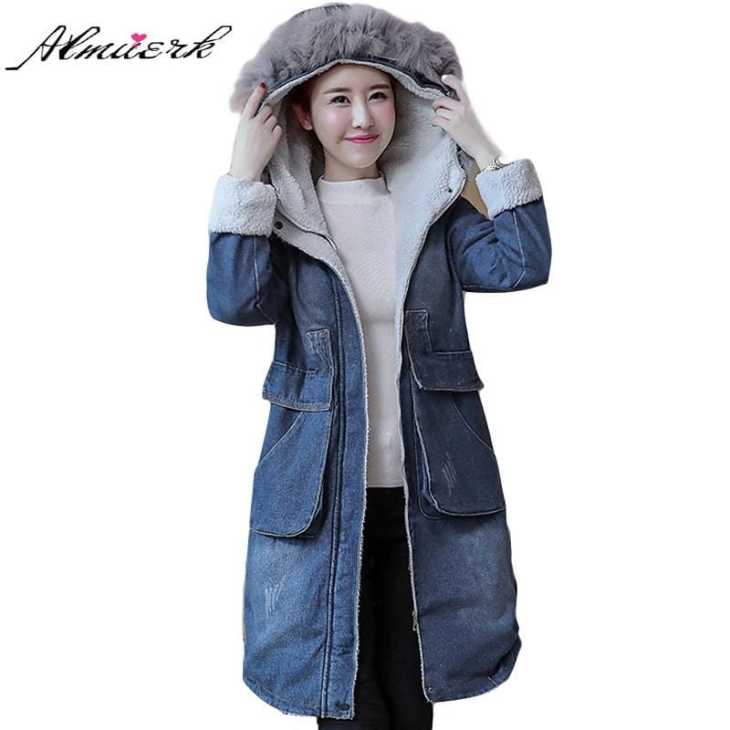 9a5fce115 2017 New Hot Plus Size Women Winter Jacket And Coat Thicken Jacket ...