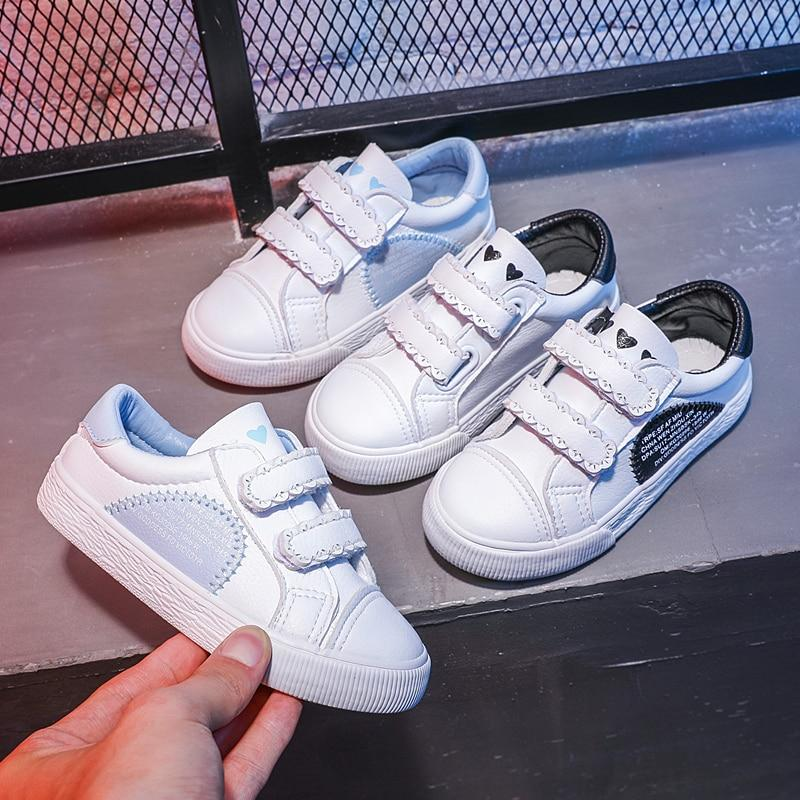 Toddler Boys Sport Shoes 2018 Autumn Winter Children Shoes for Girls Kids Sneakers Anti-Slippery Boys Casual Shoes Flat Sneaker - EM