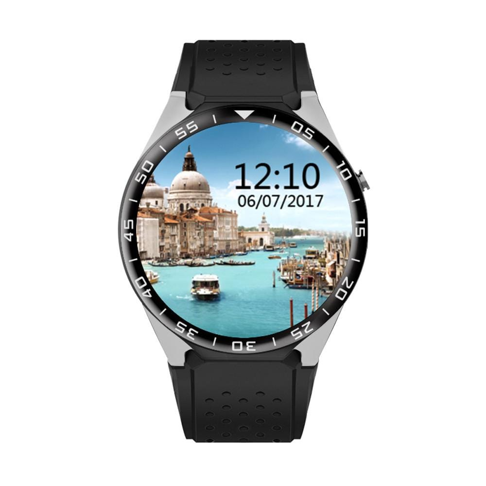 Quad Core Android 5.1 Smart Watch with Camera and WiFi - EM