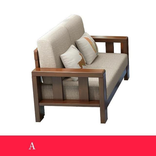 Para Per La Casa Meubel Oturma Grubu Mobili Meble Do Salonu Wood Mueble De Sala Set Living Room Furniture Mobilya Sofa - EM