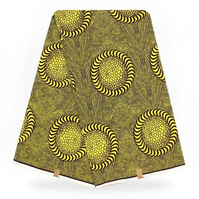 Top Quality pagne tenue african wax Veritable Ankara real wax African Fabric Batik For Women and Man party H180616