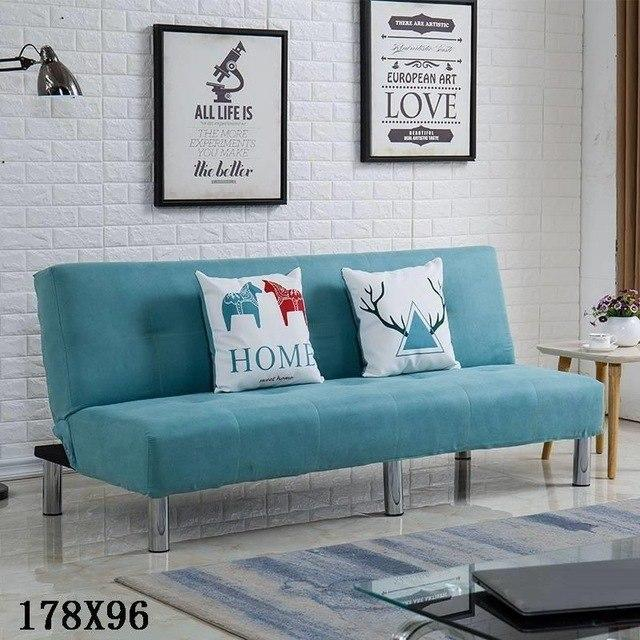 Plegable Futon Fotel Wypoczynkowy Folding Divano Para Pouf Moderne Mobilya Set Living Room Furniture Mueble De Sala Sofa Bed - EM