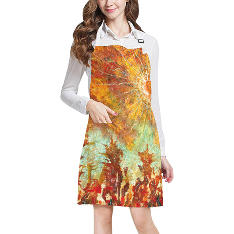 Elemental Dance - Dawn Greeting Apron
