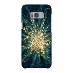 Burst of Passion II, Samsung Phone Cases - kenbonnerart