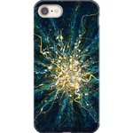 Burst of Passion II, iPhone Cases - kenbonnerart