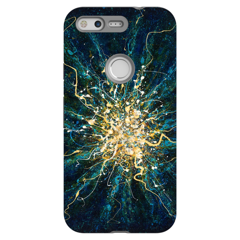Burst of Passion II, Google Pixel Phone Cases - kenbonnerart