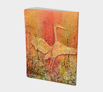 Joyous Dance Notebook - kenbonnerart