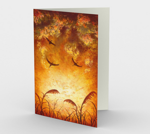 Almost Dreamtime - Greeting Card (3 pack)